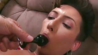 Luscious Bella Bellz loves a big dick image