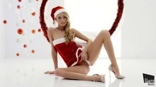 Erotic Christmas with gorgeous Ukrainian blonde Nancy A image