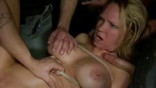 Hot pretty girl gets_mind drilled and slavery sex image