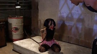 Image: Debt collector anal bangs his slave