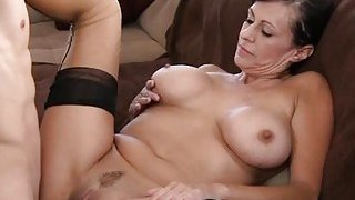 Sexy mamma is fingered_and drilled image