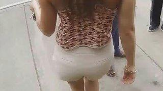 Image: Big tit Latina gf on my dick