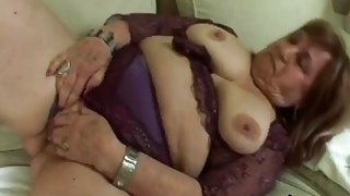 Fat_Granny_Gives_Head_And_Gets_Pounded_On_Couch image