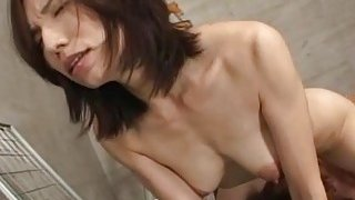 Subtitled mature Japanese woman blue collar_boss image