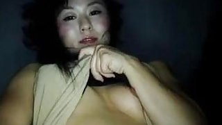 Big booty Korean chick and horny guy have awesome sex image