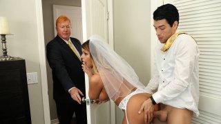 Juicy bride soon to be my stepmom image