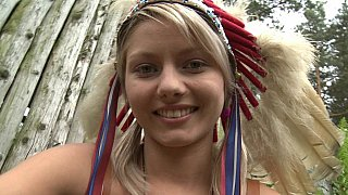Watch indian hairy craem ◦ Insatiable indians and no_cowboys image