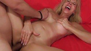 Mature woman Erica Lauren gets fucked image