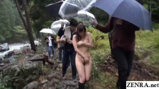 Image: JAV outdoor nudity nature Yuu Kawakami Subtitles