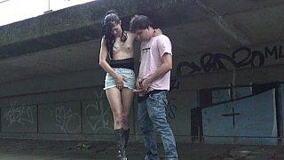 Image: Bridge over a banging couple