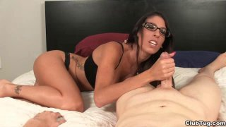 POV Sexy Teen Strokes_Your Cocks Her Way With Sexy image