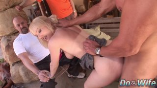 Husband_watches_blonde_wife_Liz_Black_get_fucked_by_big_dick_before_facial image