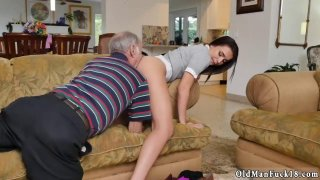 D by dirty old man and sexy mature xxx Riding_the Old Wood image