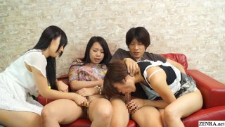 Image: JAV real life friends sex party HD Subtitles