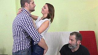 Image: Humiliating cuckolding anal