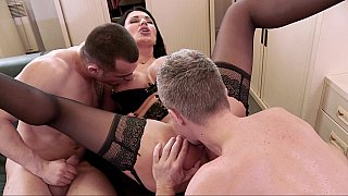 MMF with crazy hot anal image