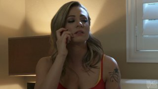 Striptease performance by Anikka Albrite and delicious Abigail Mac image