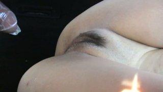 Milk skinned cutie Orianna have sex in famous bangbus image