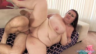 Image: Fat Mature_Beauty Lady Lynn Gets Pummeled by an Old Cock