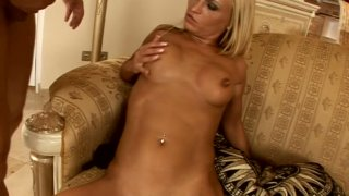 Blonde milf cock rider Krissy Style wants curby fat dick image
