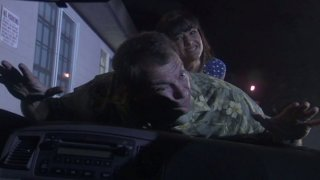 Image: Carmen Hart sucks cock on the car hood