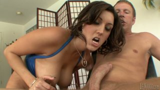 Mark Wood_fucks Dylan Ryder in various positions making her scream loud_with joy image