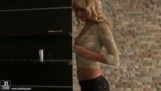 Dirty plumber eats and bangs majestic Ivana Sugar image