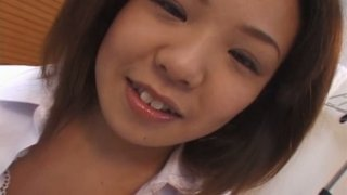 Fat japanese student chick maki ishizaka has a foreplay with her boy ~ tamil aunt with 3 boys Phone porn image