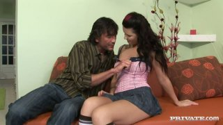 Image: Ugly slut Jasmine Luna Gold fucks in a hardcore sex action