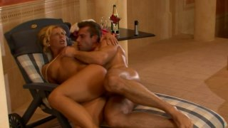 Mesmerizing woman Janet Magical gets banged hard from behind in an awesome sex video made by Private image