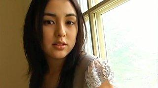 Spend a regular day with Japanese porn actress Toriko image