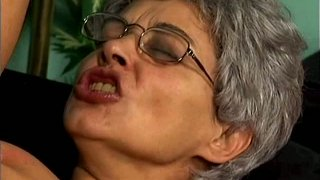 Bitchie nympho_Mrs Jones_likes riding a stiff fresh cock for orgasm image
