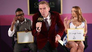 Gameshow Jizz Quiz makes Wife cheat image