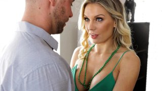 Playful Ballz Deep Sex_on St. Patrick's Day! image