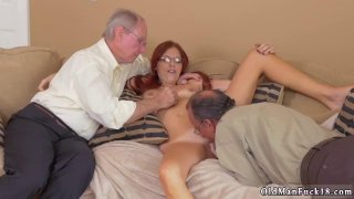 Old granny handjob Frannkie And The Gang Take a Trip Down Under image