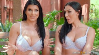 Image: Day With A Pornstar: Romi And Rachel