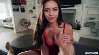 Alina's Acro-Yoga Sex image