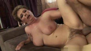 Hot mature sex with cumshot image