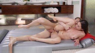 Image: Melissa Moore Shower Sex with Older Mechanic