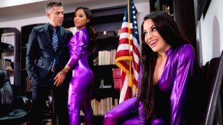 The XXX Awards Heist! with Kissa Sins and Honey Gold image