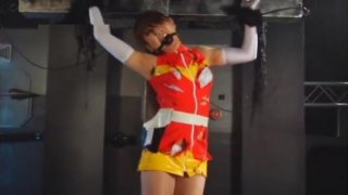 Japanese heroine ryona image