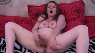 Sexy Mommy Masturbates And Gives You JOI image