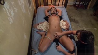 Hot_Homemade_Brunette,_Bdsm,_Blowjob_Video_Show image