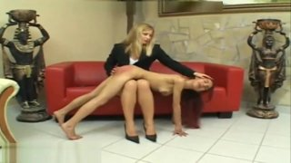 LESBIAN BDSM - DISCIPLINE TRAINING AND CONTROL image