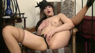 JOI - Brookelynne Briar Talks Dirty To You As She Plays With Her Pussy image