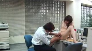 Image: Slim Japanese Cutie With A Sweet Ass Has Fun With A Guy In