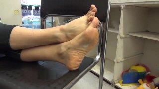 Fabulous sex clip Feet great full version image
