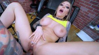 Big titted Karma Rx gets her anus destroyed image