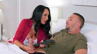 Image: Rita Daniels gives masterful blowjob to Keiran_Lee