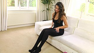 Brunette_in_tights_slowly_stripping image